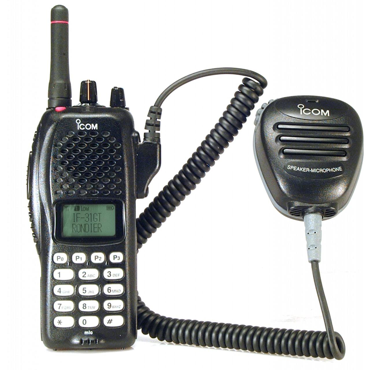 HM-138ROMIF31 Microphones - ICOM