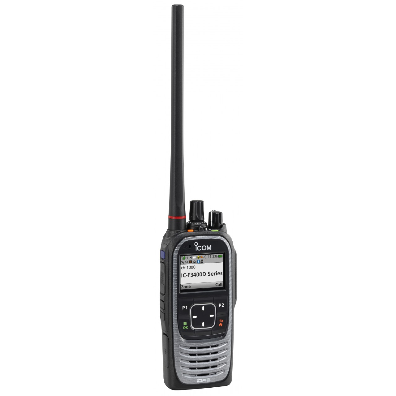IF-F3400DPS Handhelds - ICOM