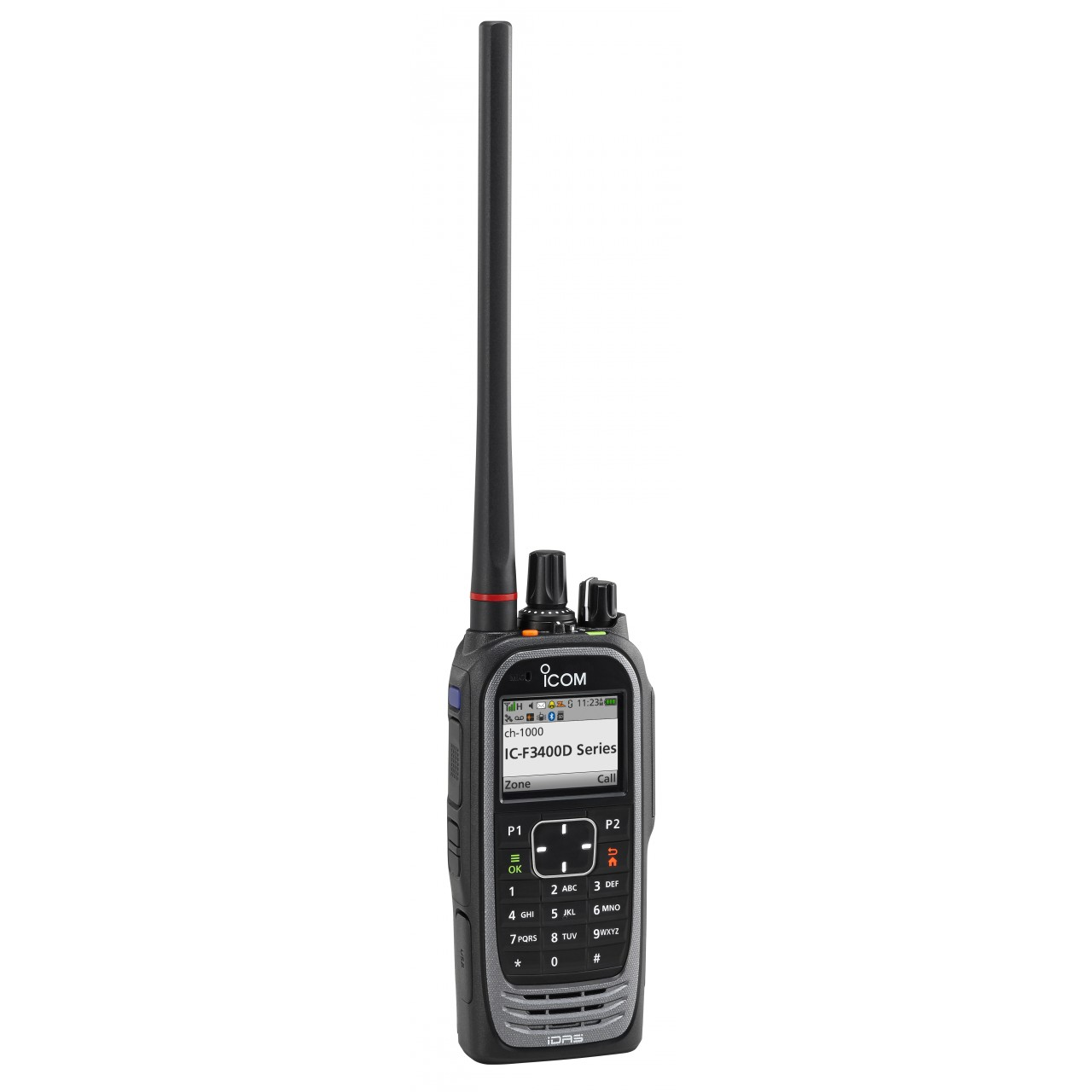 IF-F3400DPT Handhelds - ICOM