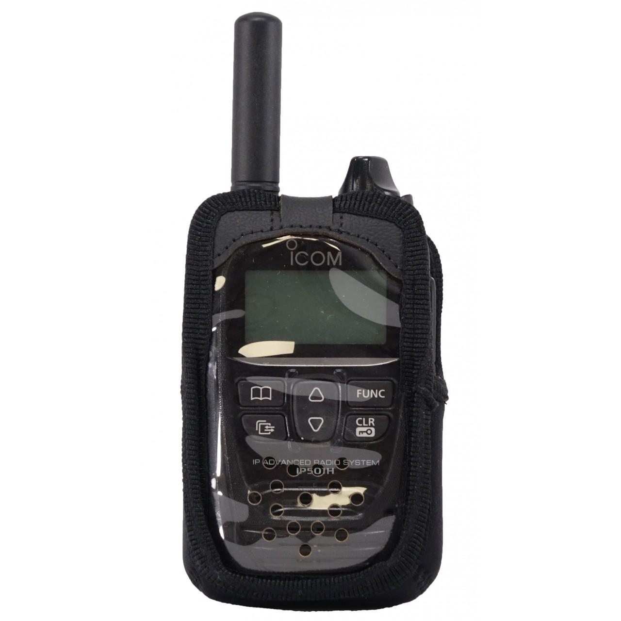 LC-KAIP500 Housses, systèmes d'attache et berceaux - ICOM