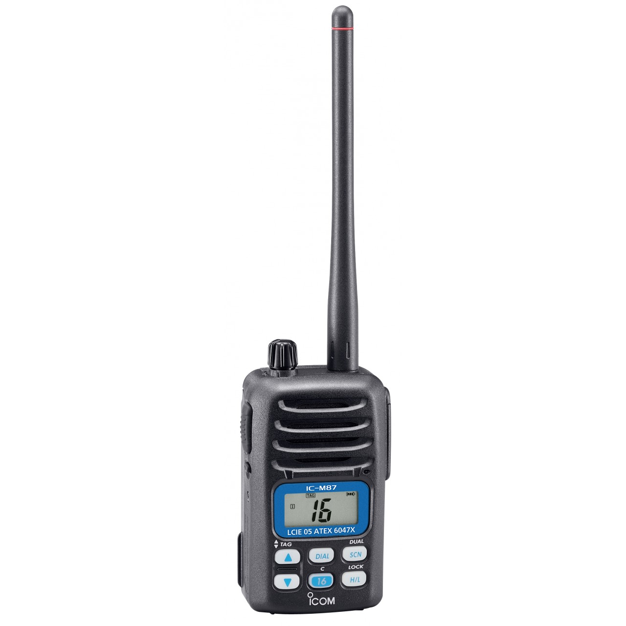 IC-M87 ATEX Handhelds - ICOM