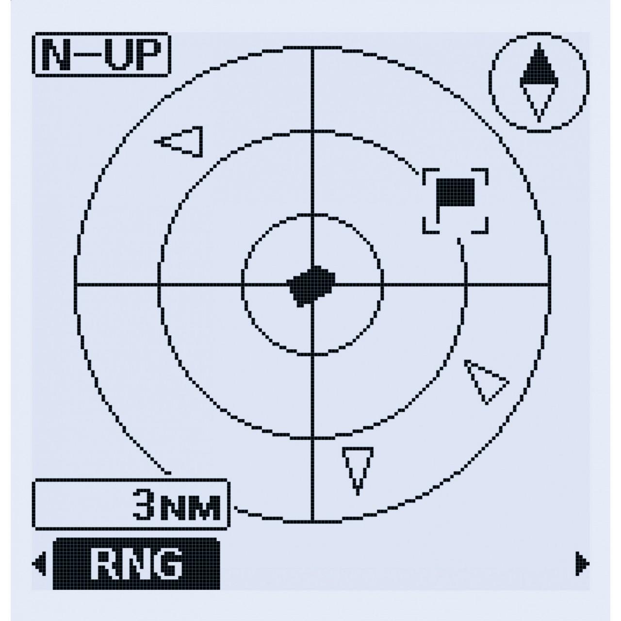 VHF marine IC-M94DE. NAVIGATION