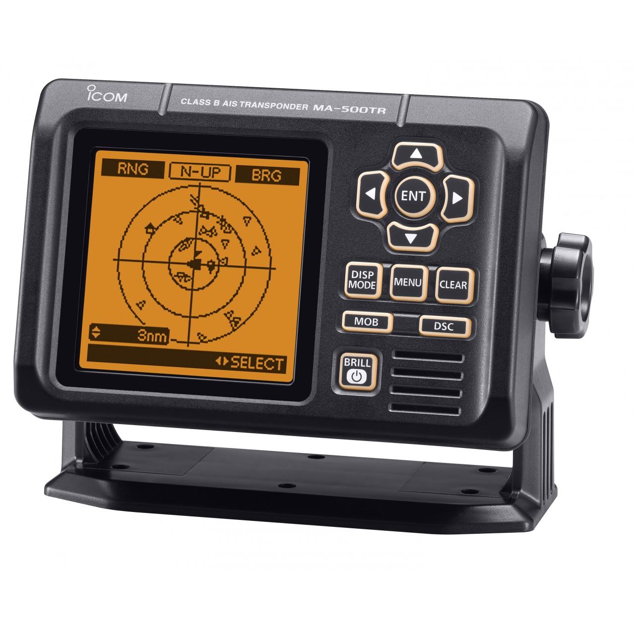 PACK-MA500TR Navigation - ICOM