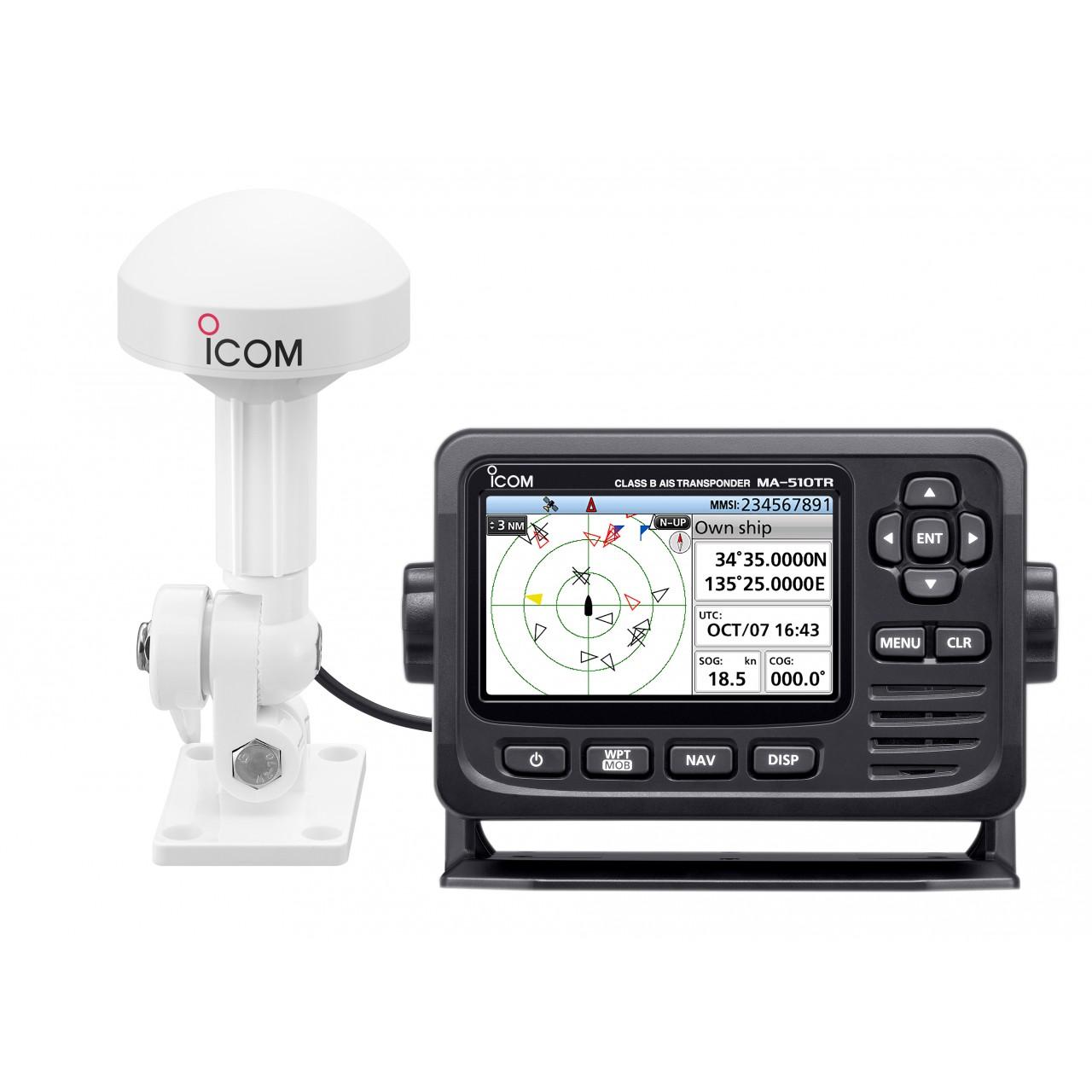 MA-510TR Navigation - ICOM