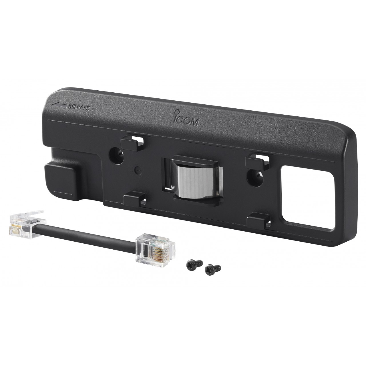 MBA-4 Covers, fasteners and cradles - ICOM
