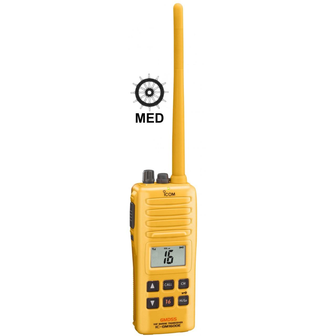 PACK-GM1600E Portatifs - ICOM
