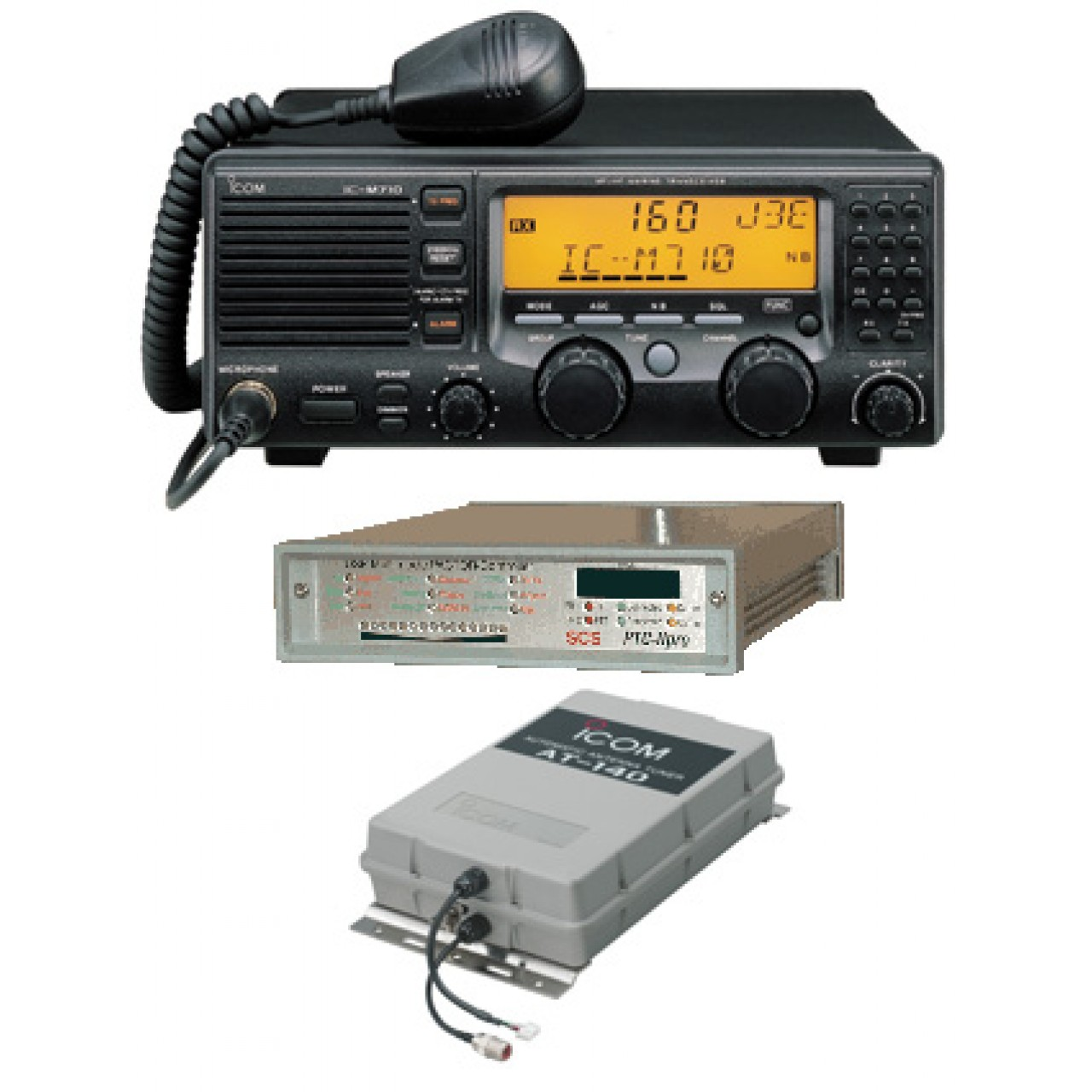 PACK-MAILM710 BLU - ICOM