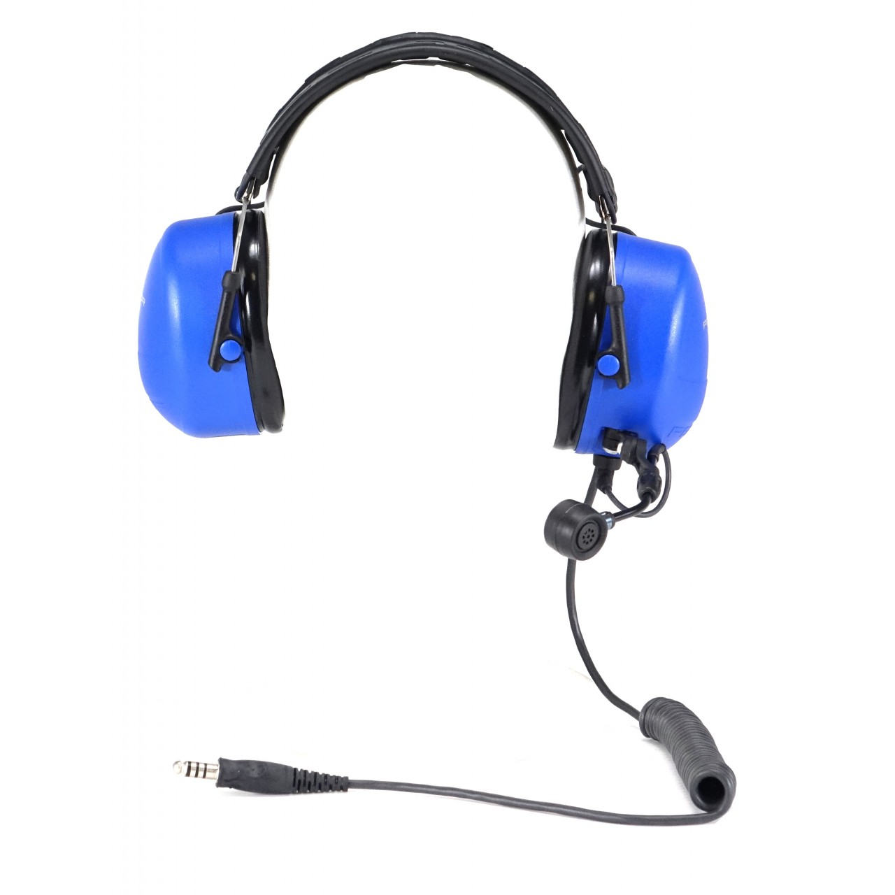 Casque ATEX HS-PEPASTATEX face