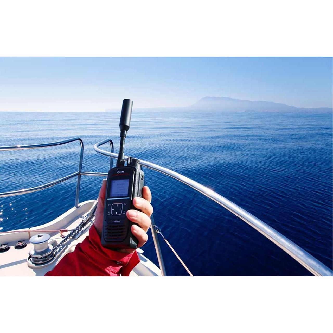 IC-SAT100 Handhelds - ICOM