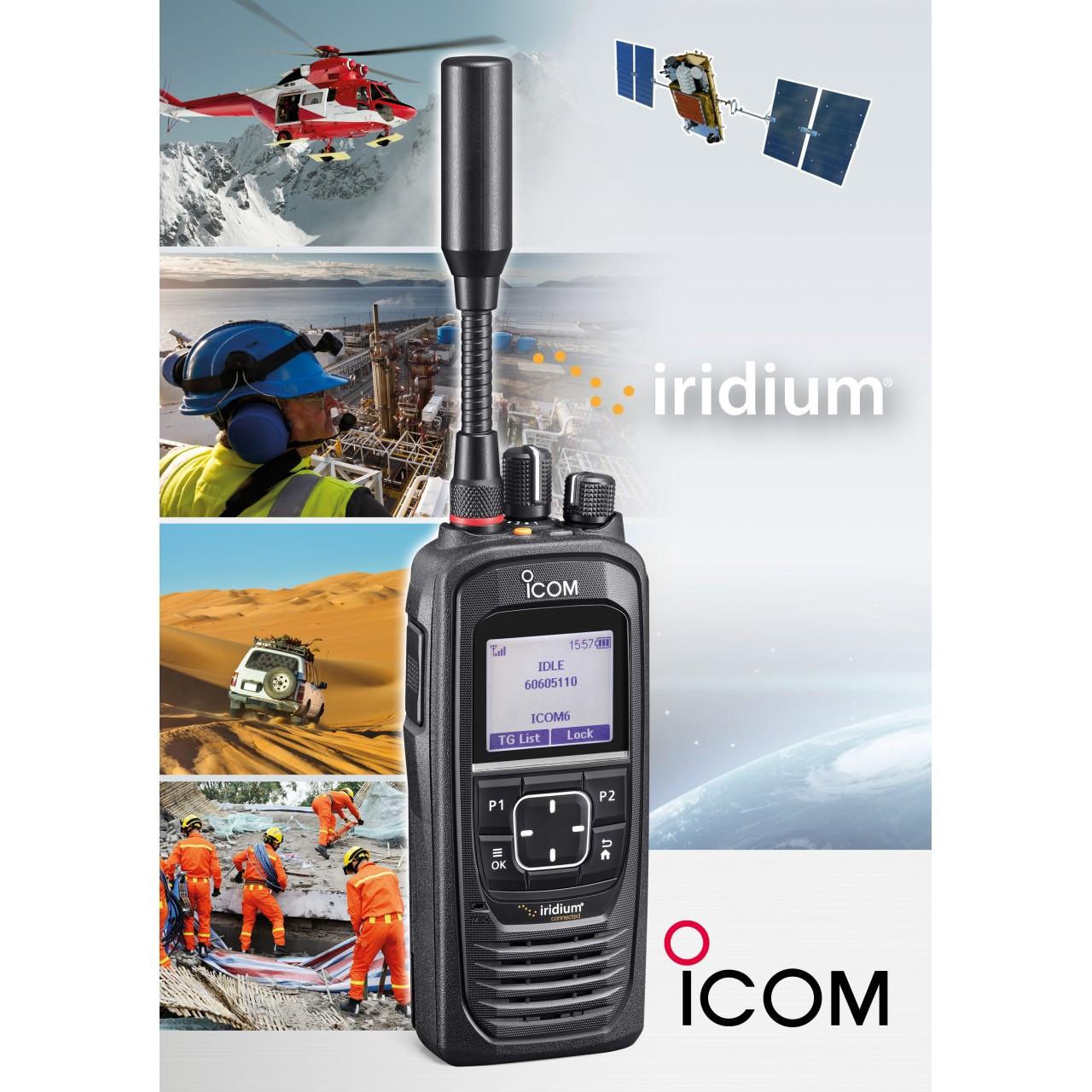 IC-SAT100 Portatifs - ICOM