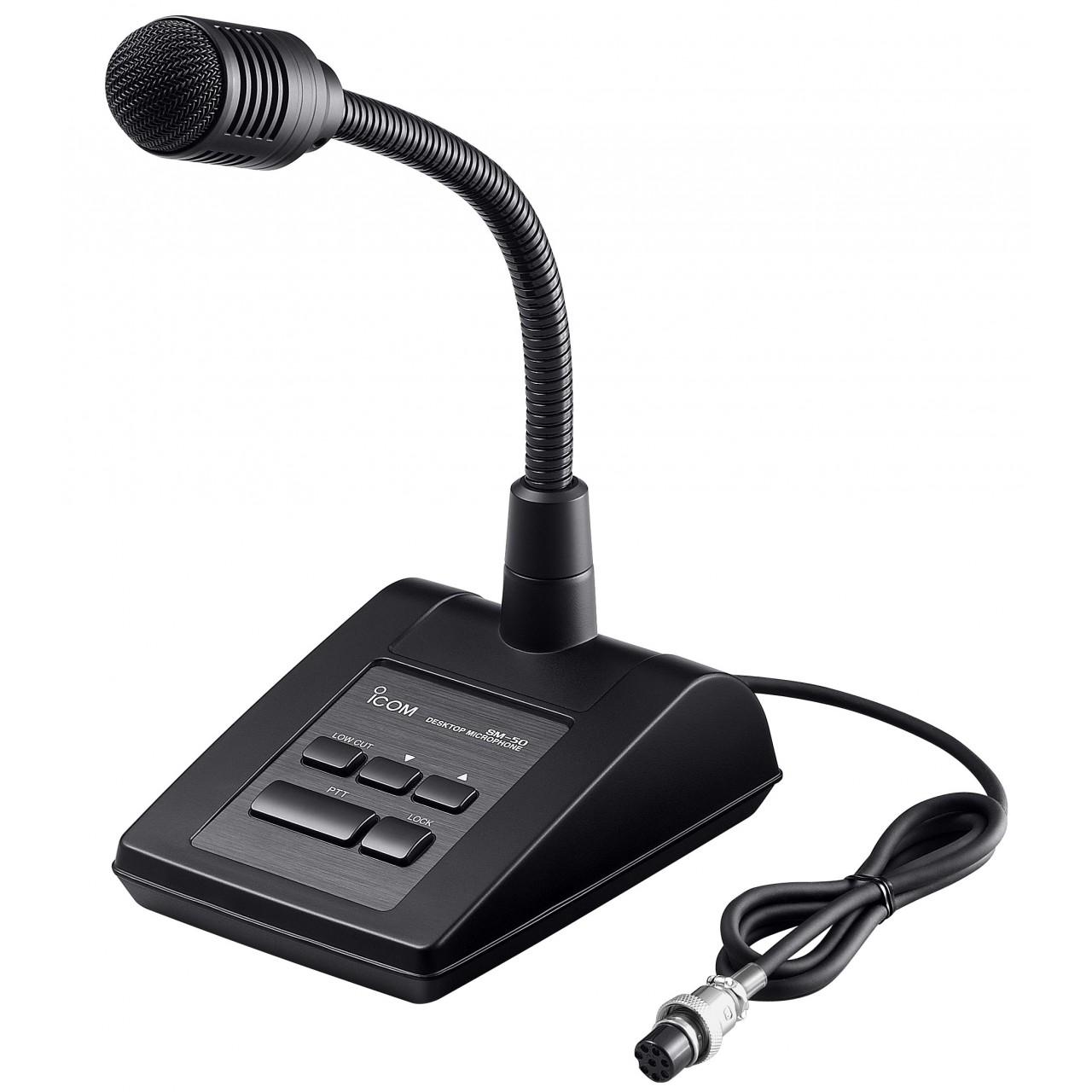SM-50 Microphones - ICOM