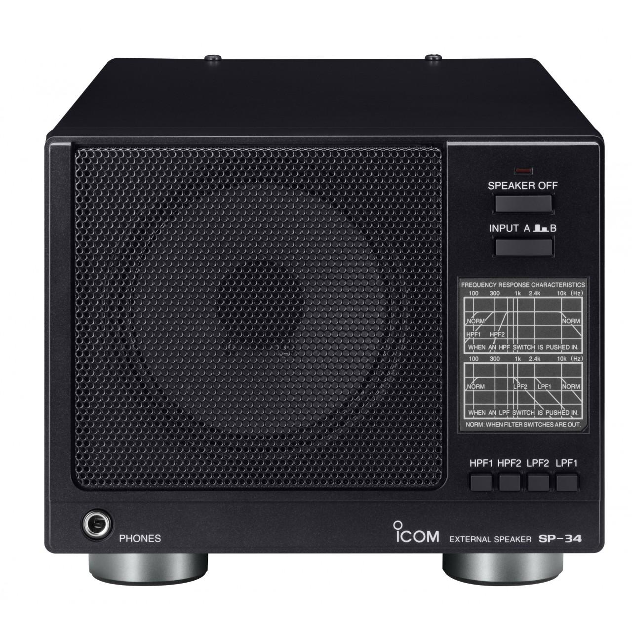 SP-34 Haut-parleurs - ICOM