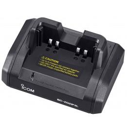 Chargeur individuel pour portatif radio