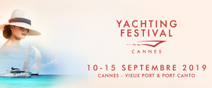 Illustration YACHTING FESTIVAL DE CANNES 2019