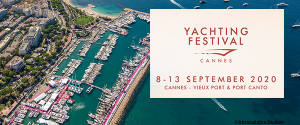 Illustration YACHTING FESTIVAL DE CANNES 2020
