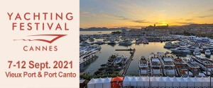 Illustration CANNES YACHTING FESTIVAL 2021