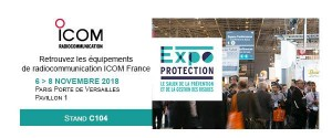 Illustration Expo Protection 2018 - Paris Porte de Versailles