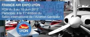 Illustration AIR EXPO LYON 2017