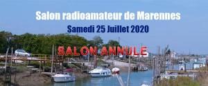 Illustration Marennes ham radio show 2020