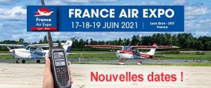 Illustration France AIR EXPO Lyon 2021