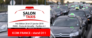 Illustration Salon des Taxis - janvier 2019