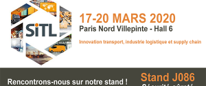 Illustration Transport & Logistics exhibit - SITL 2020