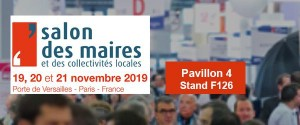 Illustration Salon des Maires 2019