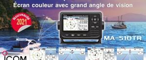 Illustration Nouveau transpondeur AIS MA-510TR