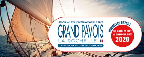 Le GRAND PAVOIS 2020 - LA ROCHELLE