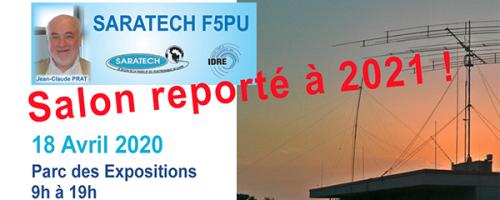 SARATECH 2020 à Castres