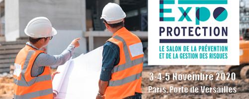 Expo Protection 2020 - Paris