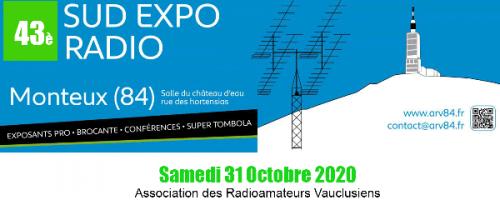 Sud Expo Radio MONTEUX 2020