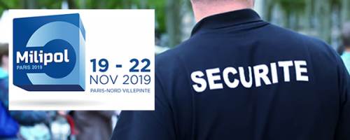 SALON MILIPOL Paris 2019