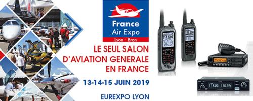 France AIR EXPO Lyon 2019