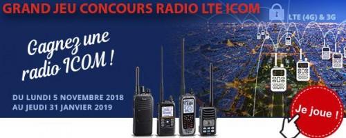 Grand Jeu Concours Radio LTE