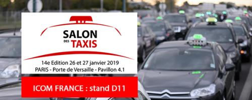 Salon des Taxis - janvier 2019