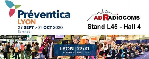 Salon Preventica Lyon 2020