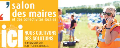 Salon des Maires & Collectivités Locales 2021