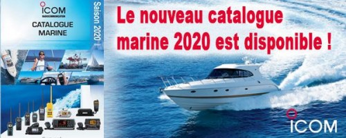 CATALOGUE MARINE 2020 DISPONIBLE
