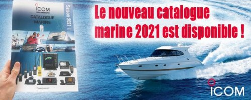 CATALOGUE MARINE 2021 DISPONIBLE