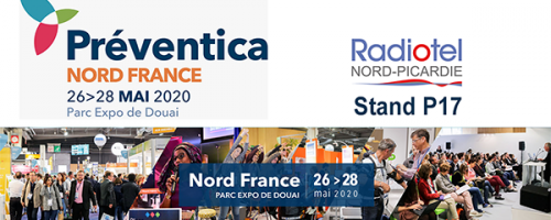 Preventica Nord France Exhibit 2020