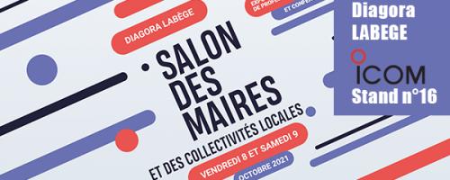 Salon des Maires de Toulouse 2021
