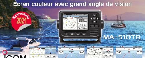 Nouveau transpondeur AIS MA-510TR