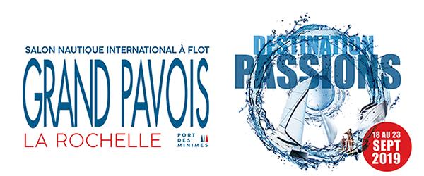 Illustration Le GRAND PAVOIS 2019 - LA ROCHELLE