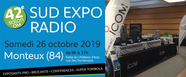 Illustration Sud Expo Radio MONTEUX 2019