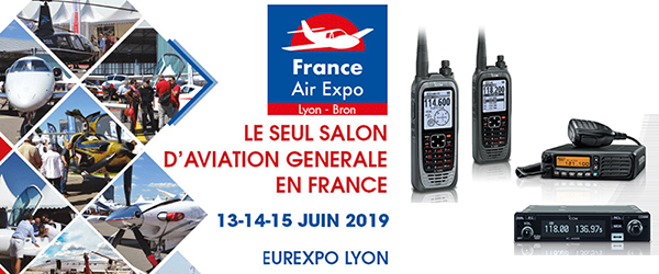 Illustration France AIR EXPO Lyon 2019