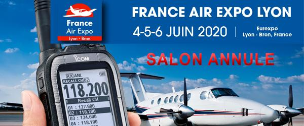 Illustration France AIR EXPO Lyon 2020