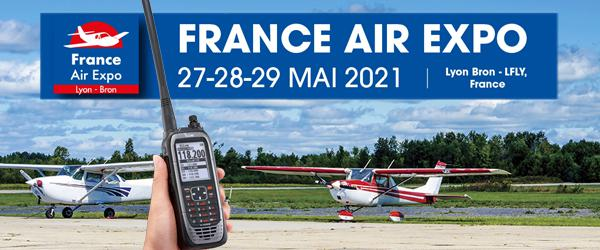Illustration GENERAL AVIATION EXHIBITION Lyon 2021