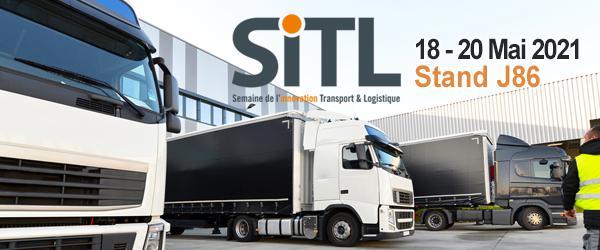 Illustration Transport & Logistics exhibit - SITL 2021