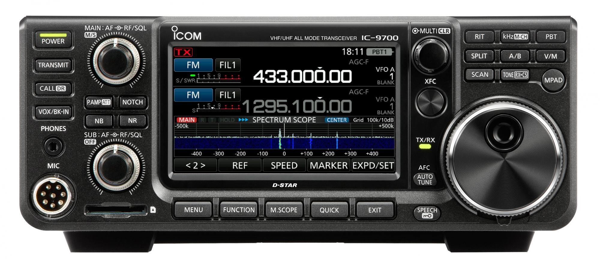 ic-9700ang Amateur ICOM